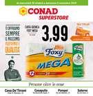 Offerte Iper Supermercati nella volantino di Conad Superstore a Nola ( Pubblicato oggi )