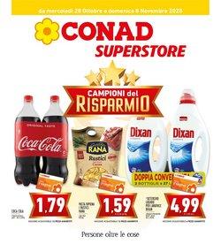 Catalogo Conad Superstore ( 3  gg pubblicati )
