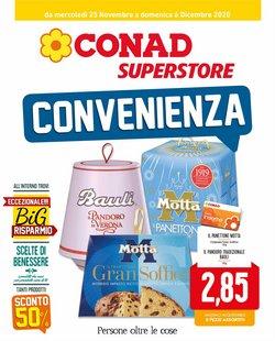 Offerte Iper Supermercati nella volantino di Conad Superstore a Foligno ( 3  gg pubblicati )