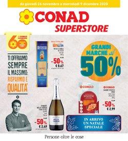 Catalogo Conad Superstore a Massa ( Per altri 6 giorni )