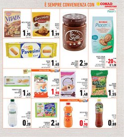 Offerte di Snacks a Conad Superstore