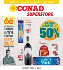 Catalogo Conad Superstore a Torino ( Scaduto )