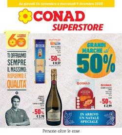 Catalogo Conad Superstore a Bologna ( Scaduto )