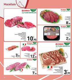 Offerte di Carne bovina a Conad Superstore