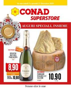 Catalogo Conad Superstore a Napoli ( Scaduto )
