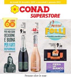 Catalogo Conad Superstore a Prato ( Scaduto )