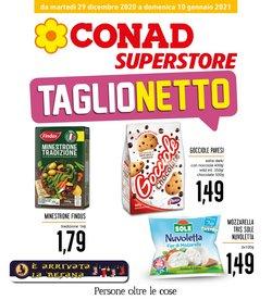 Catalogo Conad Superstore a Messina ( Scaduto )