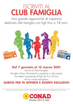 Catalogo Conad Superstore a Bologna ( Più di un mese )