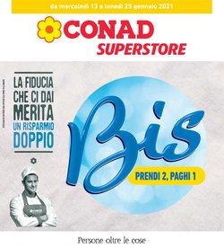 Catalogo Conad Superstore a Crema ( Per altri 7 giorni )