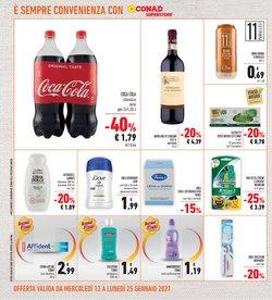 Offerte di Coca-Cola a Conad Superstore