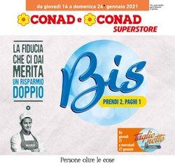 Catalogo Conad Superstore a Vicenza ( Scade domani )