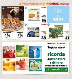 Offerte di Freezer a Conad Superstore