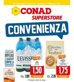 Catalogo Conad Superstore ( Pubblicato ieri )