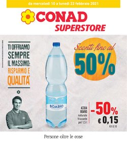 Catalogo Conad Superstore a Lissone ( Scaduto )