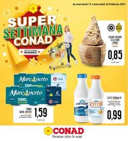 Catalogo Conad Superstore a Palermo ( Scaduto )