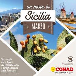 Catalogo Conad Superstore a Palermo ( 3  gg pubblicati )