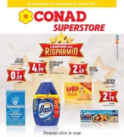 Catalogo Conad Superstore ( Pubblicato oggi )