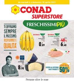Catalogo Conad Superstore a Torino ( Per altri 5 giorni )