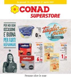 Catalogo Conad Superstore a Torino ( Pubblicato ieri )