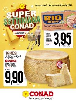 Catalogo Conad Superstore a Roma ( 2  gg pubblicati )