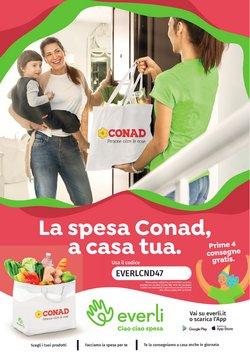 Offerte di Conad Superstore nella volantino di Conad Superstore ( Più di un mese)
