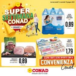 Offerte di Conad Superstore nella volantino di Conad Superstore ( Scade domani)