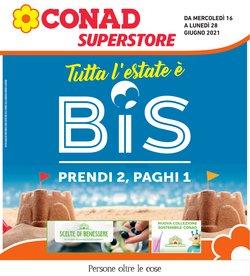 Offerte di Conad Superstore nella volantino di Conad Superstore ( Pubblicato oggi)