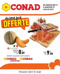 Offerte di Conad Superstore nella volantino di Conad Superstore ( Per altri 3 giorni)