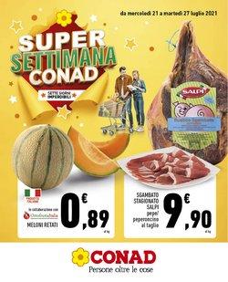 Catalogo Conad Superstore ( Scade domani)