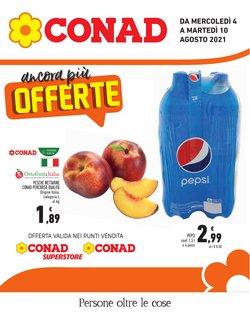 Offerte di Conad Superstore nella volantino di Conad Superstore ( Scaduto)