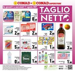 Offerte di Iper Supermercati nella volantino di Conad Superstore ( Pubblicato ieri)