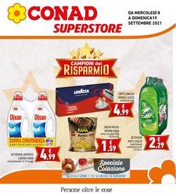 Offerte di Iper Supermercati nella volantino di Conad Superstore ( Per altri 2 giorni)