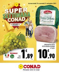 Catalogo Conad Superstore ( Scade oggi)
