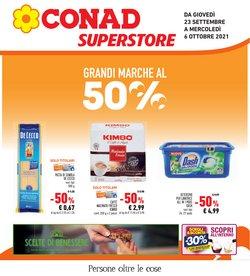 Offerte di Conad Superstore nella volantino di Conad Superstore ( Per altri 11 giorni)