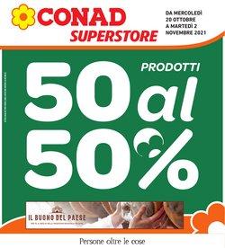 Catalogo Conad Superstore ( Pubblicato ieri)