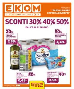Offerte di Discount nella volantino di Ekom ( Per altri 6 giorni)