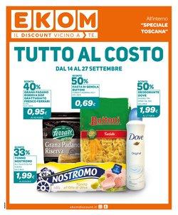 Offerte di Discount nella volantino di Ekom ( Per altri 7 giorni)