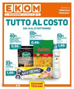 Offerte di Discount nella volantino di Ekom ( Per altri 5 giorni)