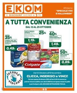 Catalogo Ekom ( Per altri 7 giorni)
