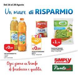 Offerte di Simply Market nella volantino di Genova