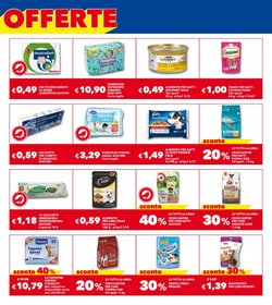 Offerte di Pampers a Simply Market