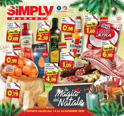 Catalogo Simply Market a Messina ( Scaduto )