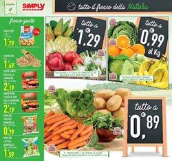 Offerte di Patate a Simply Market