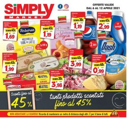 Catalogo Simply Market a Catania ( Scaduto )