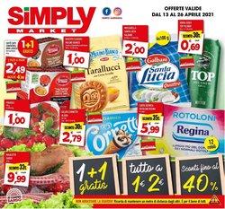 Catalogo Simply Market ( 3  gg pubblicati )