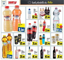 Offerte di Coca-Cola a Simply Market