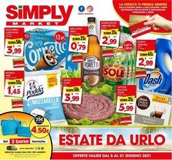 Offerte di Simply Market nella volantino di Simply Market ( Per altri 3 giorni)