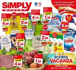 Offerte di Simply Market nella volantino di Simply Market ( Scaduto)