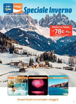 Offerte Viaggi nella volantino di Eurospin Viaggi a Modena ( Più di un mese )