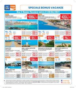 Offerte Viaggi nella volantino di Eurospin Viaggi a Caltanissetta ( Pubblicato ieri )